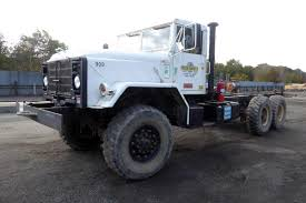100 Am General Trucks 1984 AM GENERAL M928A1 CAB CHASSIS TRUCK FOR SALE 604489