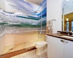 details zu 3d sandstrand 74 tapete badezimmer drucken abziehbild mauer deco aj wallpaper de