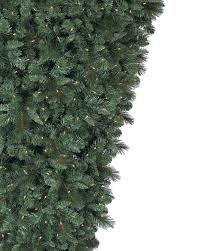 6ft Christmas Tree With Decorations by Bottom U0027s Upside Down Christmas Tree Treetopia