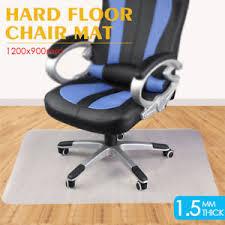 Glass Chair Mat Canada by Office Chair Mat Ebay