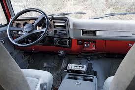 129 0706 04 Z 1990 Chevy K5 Blazer interior 1990