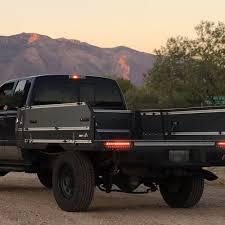 100 Truck Flatbed Custom Beds SherpTek SherpTek Custom Gear Hauling