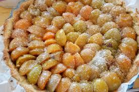 pâte sablée sans gluten et sans beurre tarte aux prunes sans