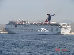 Carnival Paradise Cruise Ship Sinking by Carnival Elation Main Deck Plan Tour