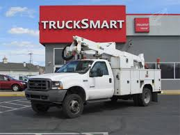 2004 ALTEC AT37G MOUNTED ON 2004 FORD F550 SD For Sale In ...