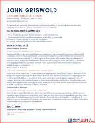 Awesome Administrative Assistant Resume Examples Npfg Unique What Write Critique Information Technology Manager Summary Qualifications Post Medical Project