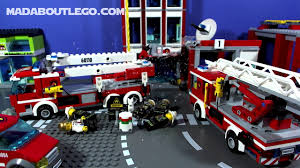 100 Lego Fire Truck Games S Custom Engine 25 Youtube Seagrave