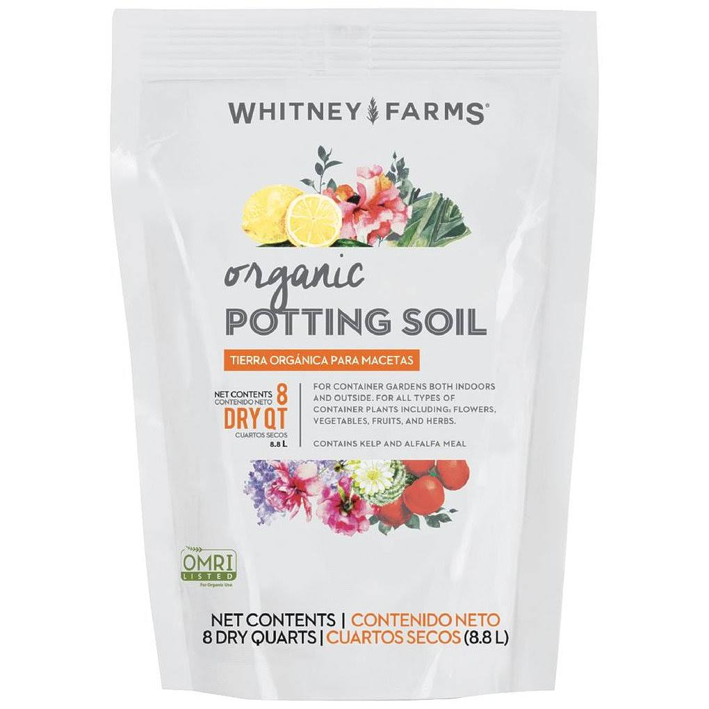 Scotts 1010171601 Organic Potting Soil - 8 Quart