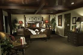 This Room Is Richly Decorated And Features A Variety Of Earth Tones Patterns