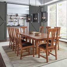Alaya 9 Piece Dining Set