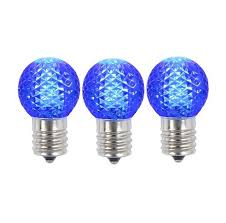 g30 c9 led blue bulbs minleon brand commercial decorations