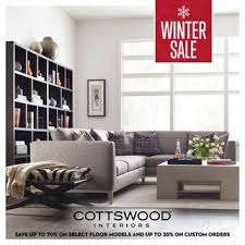 Cottswood Interiors January Winter Sale Flyer