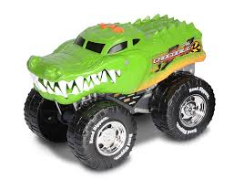 100 Bigfoot Monster Truck Toys Amazoncom Toy State Road Rippers Wheelie Crocodile Vehicle
