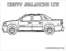 Chevy Trucks Drawings Lovely Drawn Truck Box Chevy Pencil And In ...