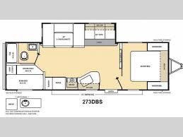 Coachmen Class C Motorhome Floor Plans by New 2015 Coachmen Rv Catalina 273dbs Travel Trailer At Specialty