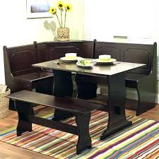Corner Booth Table Dining Room Kitchen Storage