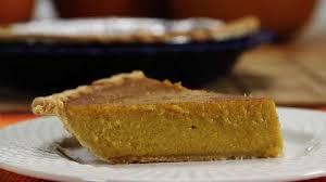 Keeping Pumpkin Pie From Cracking by Best Pumpkin Pie Ever Allrecipes Com
