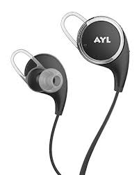 AYL Bluetooth Headphones V4 1 Wireless Sport Stereo In Ear Noise
