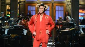 Stefon Snl Halloween Youtube by Watch Monologue Jim Carrey As Helvis Sings About Pecan Pie From