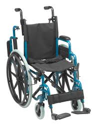 Inspired By Drive Wallaby Pediatric Folding Wheelchair, 14