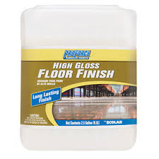 Zep High Traffic Floor Finish Sds by Proforce High Gloss Floor Finish 2 5 Gal Sam U0027s Club