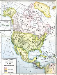 North America And West Indies