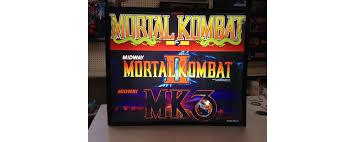 Lightboxes Arcade Pinball Custom Gameroom Decor