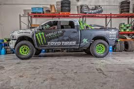 100 Bj Baldwin Trophy Truck Rigid Industries Lighting Up The Sand Sports Super Show