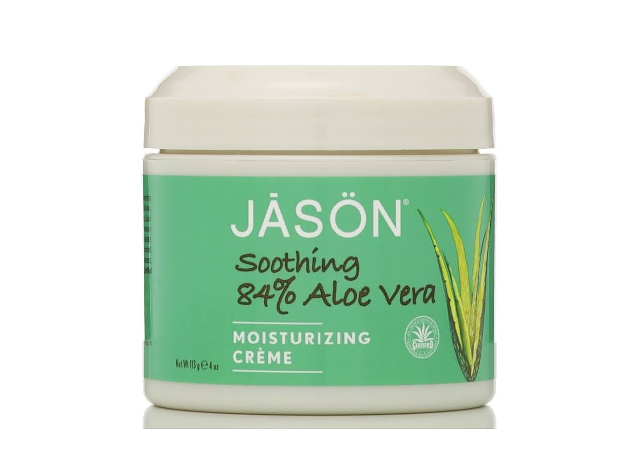 Jason Soothing 84% Aloe Vera Moisturizing Cream - 113g