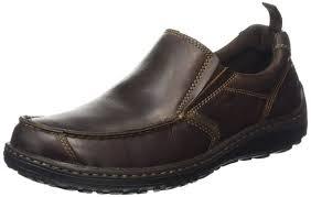 buy men 39 s belfast slip on mt hush puppies brown nubuck slip on