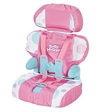 notice siege auto baby go 7 casdon 710 baby huggles dolls car boosterseat casdon amazon co