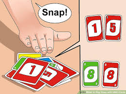 Uno Decks by How To Play Snap With Uno Cards 7 Steps With Pictures Wikihow