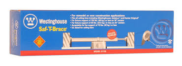 Lowes Canada Ceiling Medallion by Westinghouse Lighting Canada 0110000 Saf T Brace For Ceiling Fans