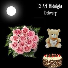 Buy Teddy With Pink Rose N Chocolate Cake online