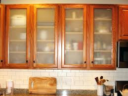 Cabinet Doors Home Depot by Upper Kitchen Cabinets With Glass Doors On Both Sides Cabinet Home