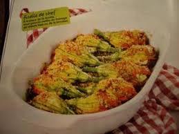 cuisiner fleur de courgette fleurs de courgettes farcies recette iterroir