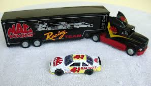 100 Mac Tool Truck Winross 1994 S Racing Die Cast 164 Trailer Etsy