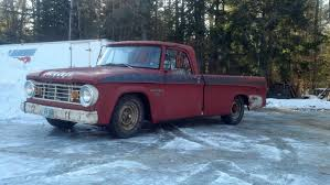 Dodge C/D Trucks - The BangShift.com Forums