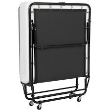 Roll Away Beds Sears by Best Choice Products Folding Rollaway Guest Bed Cot With Memory