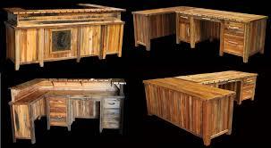 Jesper Office Desk And Return by Rustic Computer Desk For Sale Best Home Furniture Design