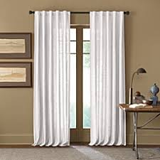 Bed Bath And Beyond Curtain Rod Rings by Window Curtains U0026 Drapes Grommet Rod Pocket U0026 More Styles Bed