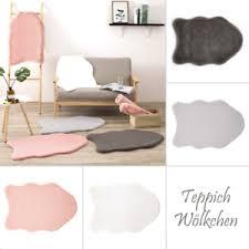 details zu kunstfell teppich kurz fell imitat bettvorleger wohnzimmer schlafzimmer deko