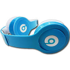 Beats by Dr Dre Solo HD Headphones Sealed Light Blue New bbd