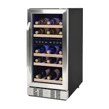 NewAir 29Bottle Builtin Wine CoolerAWR290DB The Home Depot