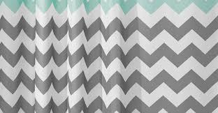 Gray Chevron Curtains Canada by Curtains Amusing Seafoam Green Shower Curtain Liner Shocking