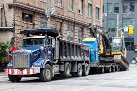 100 Kenworth Dump Truck Toronto Canada Oct 14 2017 T880 With