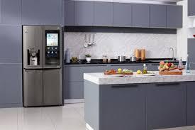 lg stellt intelligenten kühlschrank der nächsten generation vor