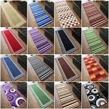 machine washable non slip runner rugs cheap new easy