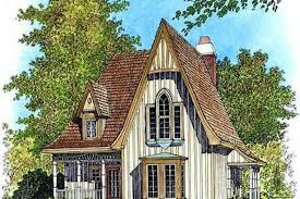 Small French Country House Plans Colors Level 1 Plan 48033fm Petite French Cottage French Country House