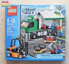 100 Lego City Truck NEW LEGO Cargo 60020 Forklift Transport Vehicle Workers